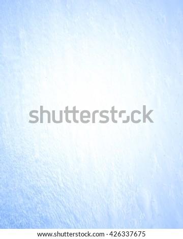 light blue fringed background - stock photo