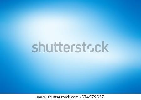Light Blue Gradient Background Radial Effect Wallpaper