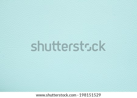light blue leather texture - stock photo