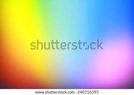 Light blure colorful background beautiful bokeh - stock photo