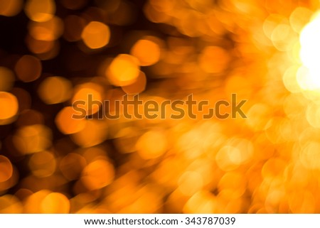 Light bokeh, Blur bokeh, Light blur, Abstract background.