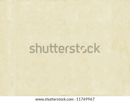 light brown background image with paper texture - stock photo