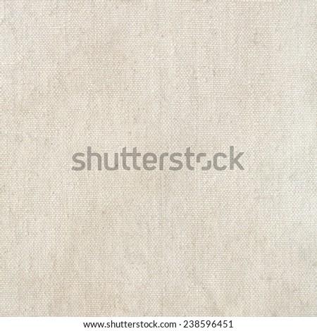 light brown sacking texture. - stock photo