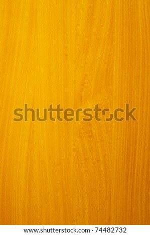 Light brown wooden horizontal background texture - stock photo