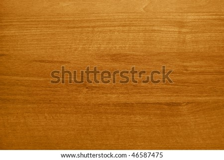 Light brown wooden texture background - stock photo