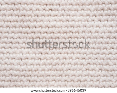 light Coloured knitted Jersey as textile background - stock photo