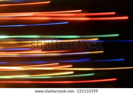 light effect. background - stock photo