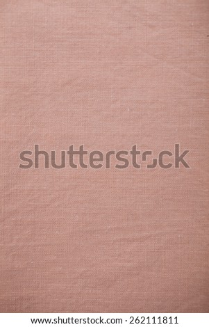 Light fabric texture for background - stock photo