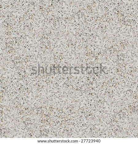 Light Gray Cement Gravel Seamless Composable Pattern - this image can be composed like tiles endlessly without visible lines between parts - stock photo