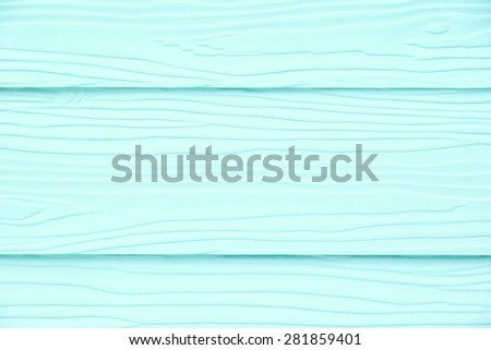 light green wooden planks background - stock photo