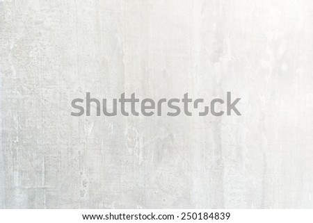 Light grey concrete texture background - stock photo