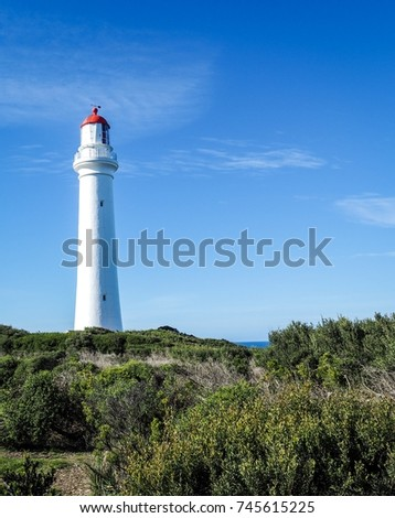 light house at Great Ocean Road