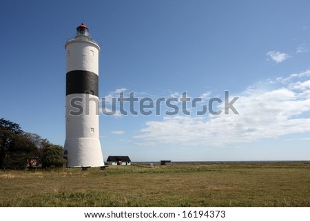 Light house, Sweden, oland