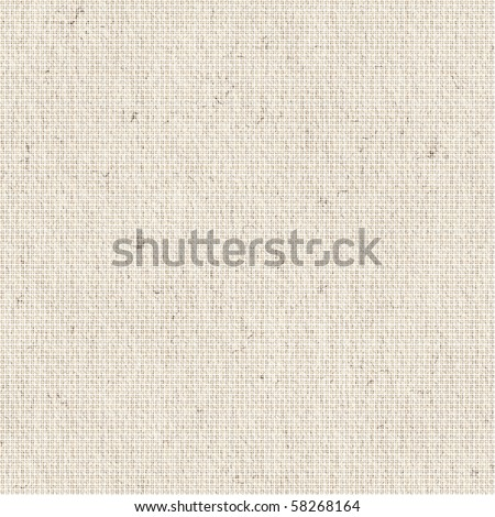 Light Linen Seamless Background - stock photo