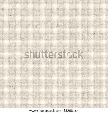 Light Linen Seamless Background - stock photo