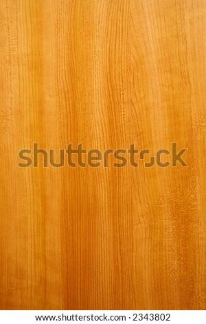 Light oak wood background - stock photo