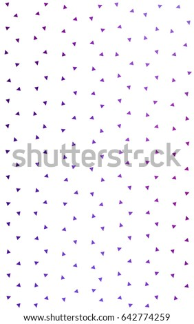 White Backgrounds With Purple Designs