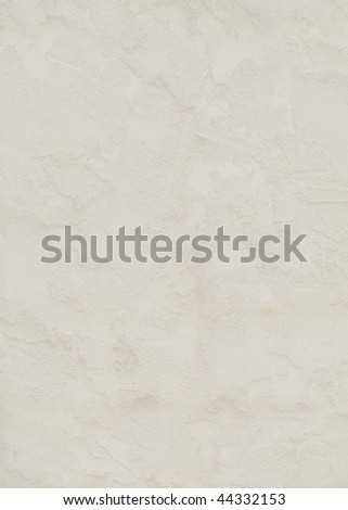 light stucco backdrop - stock photo