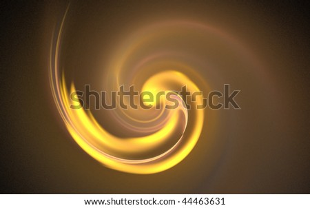 Light swirl - stock photo