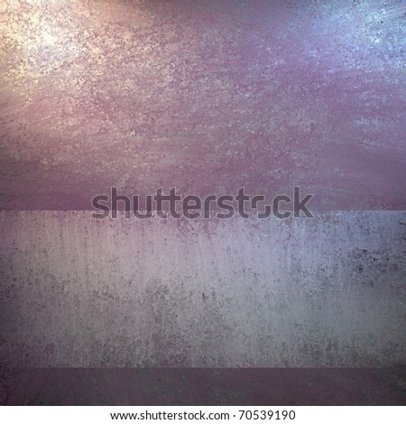 light violet purple background or cover paper with soft corner  lighting and highlights, faded grungy texture, and light stripe for copy space to add your own text or title - stock photo