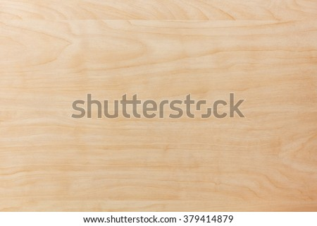 Light wood texture, may use as a background. Closeup - stock photo