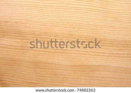 light wooden background - stock photo