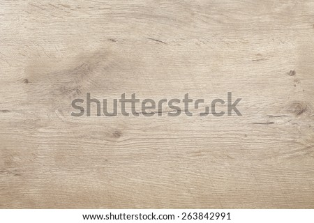 light wooden desk surface. - stock photo