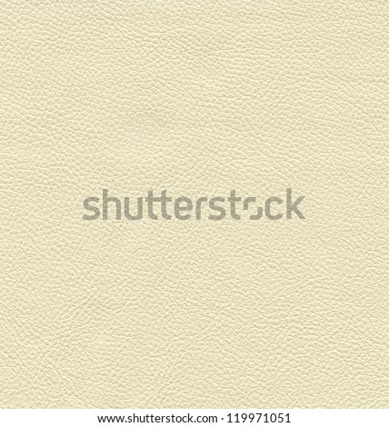 light yellow leather texture, can be used as background - stock photo
