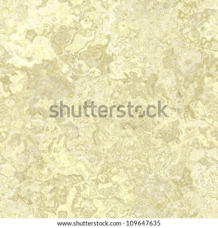 Light yellow marble seamless background - stock photo