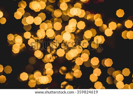 light yellow night vintage blur party