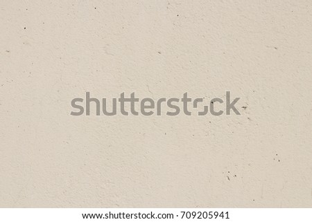 Light Yellow Paint Concrete Wall Texture