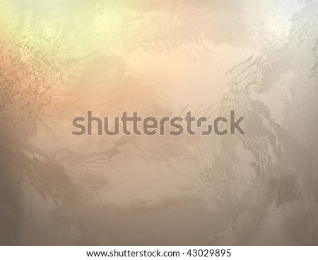 lighted abstract paper parchment - stock photo