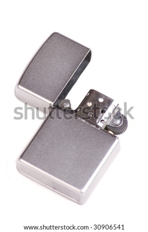 Lighter isolated - stock photo