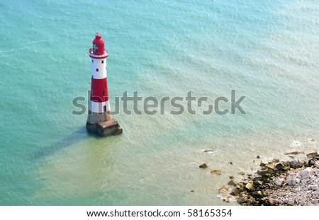 Lighthouse - stock photo