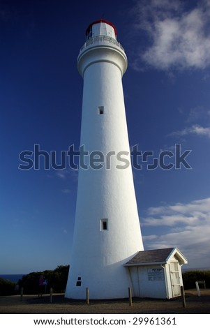 Lighthouse in Aireys Inlet, Great Ocean Road, Australia