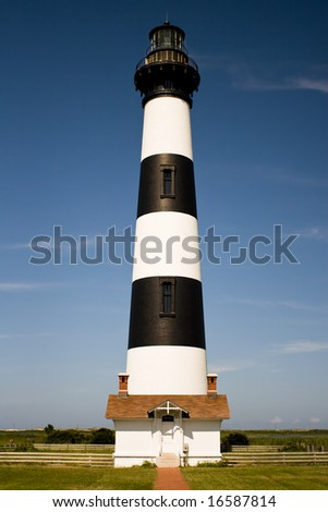Lighthouse in North Carolina