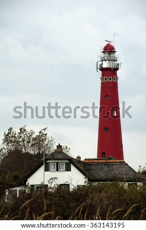 Lighthouse of Schiermonnikoog