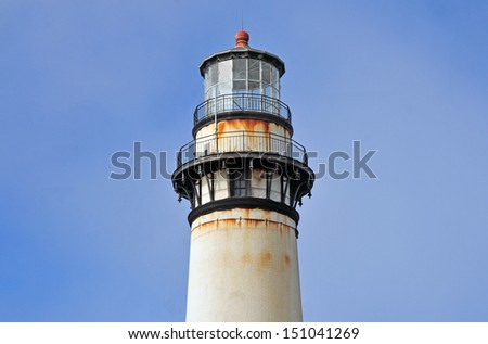 Lighthouse on the Pacific Shore