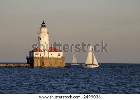 Lighthouse Sail