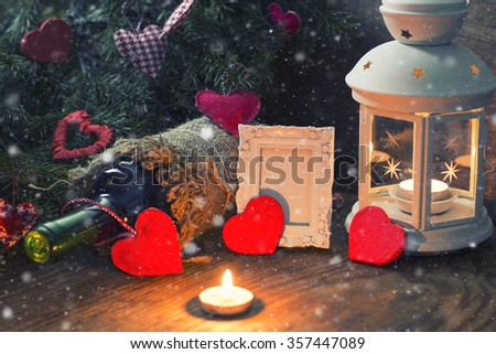 lighting candle tree