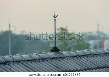 Lightning Rod Stock Images Royalty Free Images Vectors