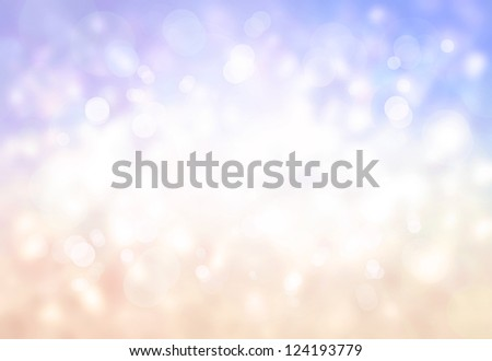 Lights background. - stock photo