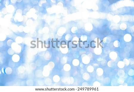 Lights on background. - stock photo
