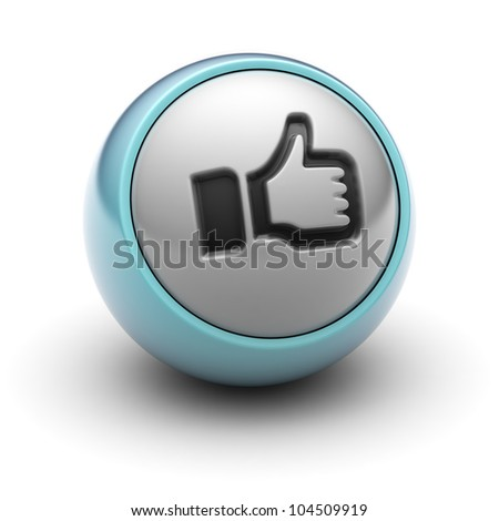 Like  Full collection of icons like that is in my portfolio - stock photo
