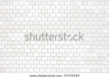 Like The Wall from Pink Floyd - stock photo