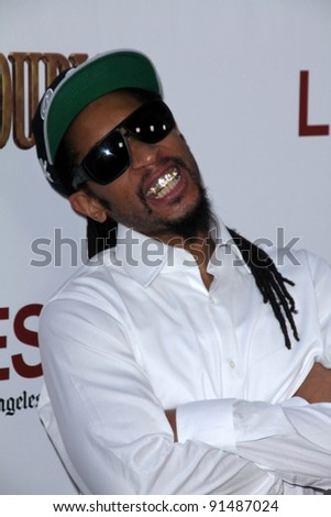 "Lil' Jon at ""The Devil's Double"" Gala Screening as part of the L.A. Film Festival, Regal Cinemas, Los Angeles, CA. 06-20-11"
