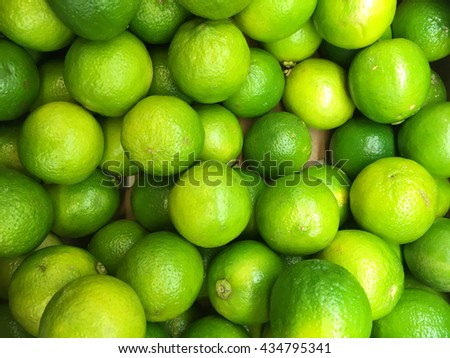 Lime background. many limes. Green limes. Lime green background.