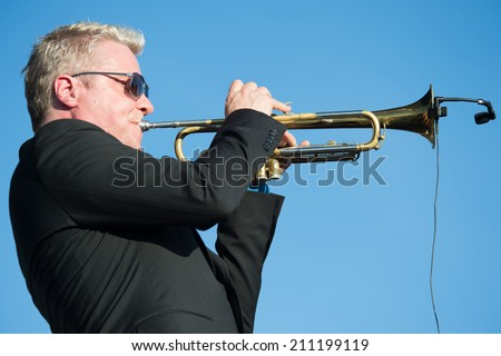 LINCOLN, CA - July 26: Chris Botti performs at Thunder Valley Casino Resort in Lincoln, California on July 26, 2014
