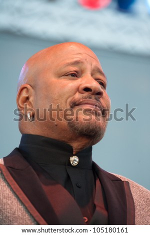 LINCOLN, CA - JUNE 8: Super 70's Soul Jam performs at Thunder Valley Casino Resort in Lincoln, California on June 8, 2012
