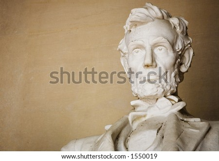 Lincoln Memorial - Washington DC - stock photo